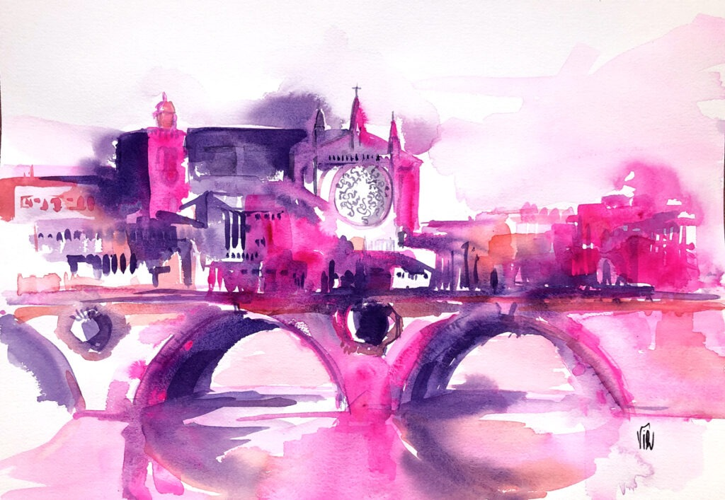 TOULOUSE PONT ROSE