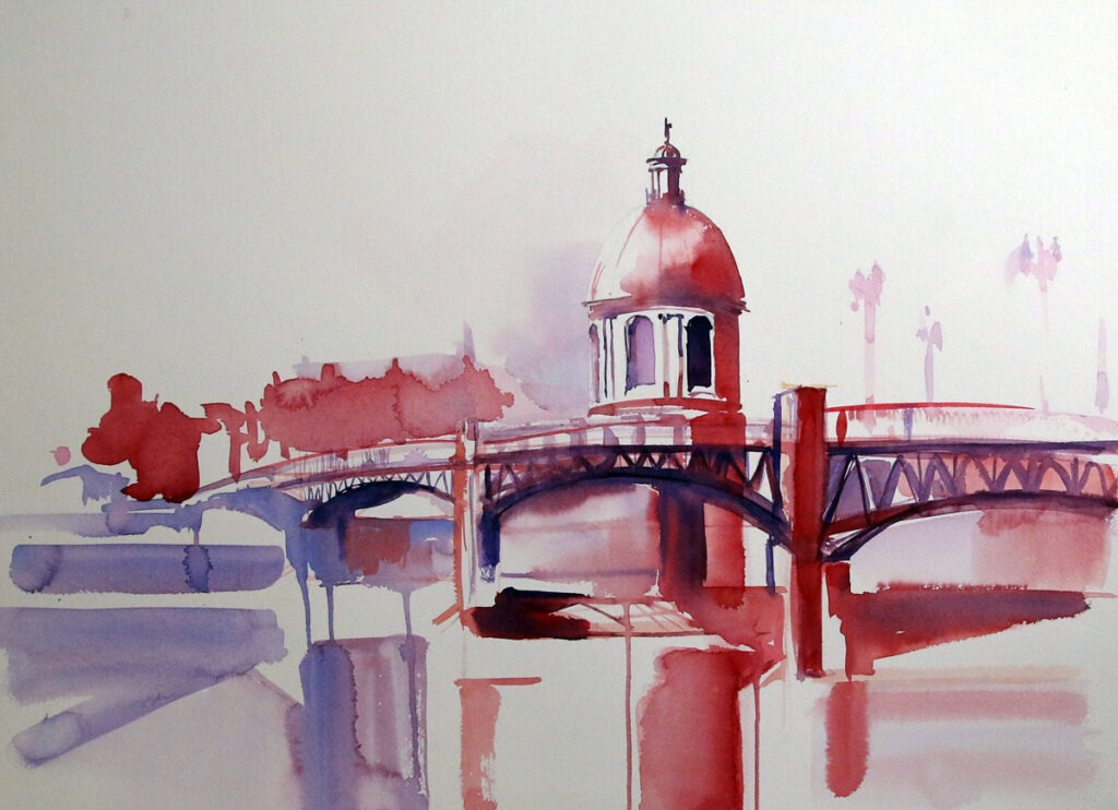 Toulouse rouge